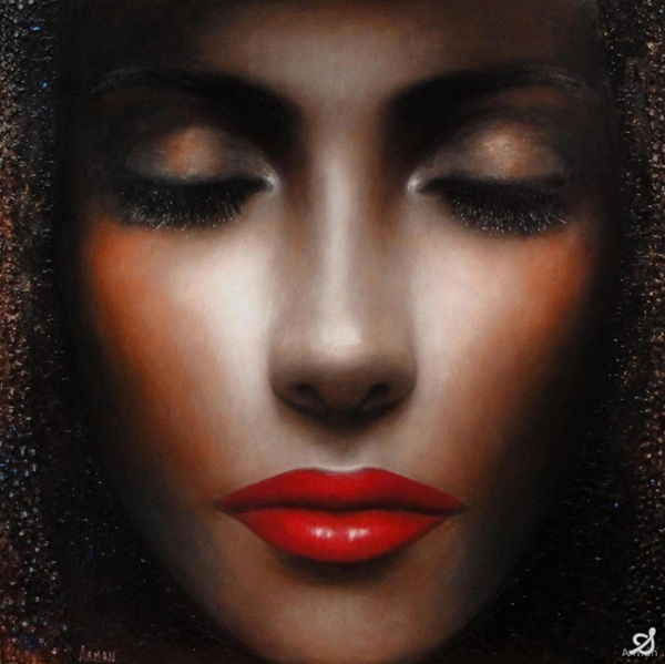 Georges Armand - Canadian Fashion painter - Tutt'Art