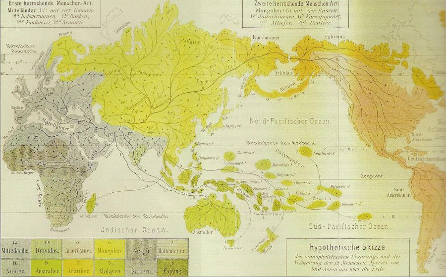 Lemuria Map