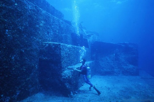 Ancient Underwater City In Japan Could Be The Lost Continent of Lemuria