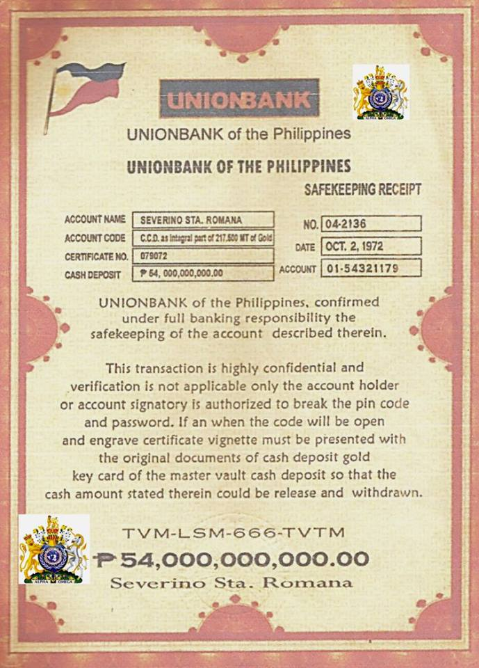 BUREAU OF CENTRAL INTERPOL: LAND BANK OF THE PHILIPPINES