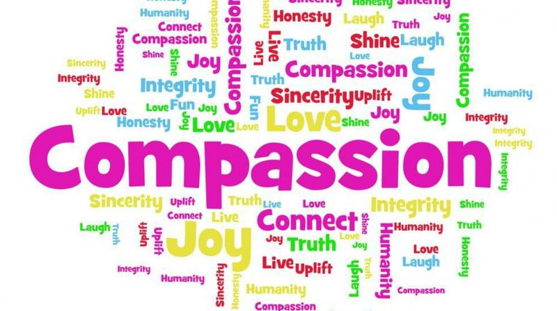 The Law Of Compassion AndLove…